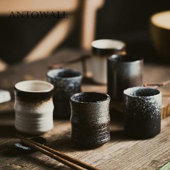 Korean Ceramic Hand Made Stoneware Tea Cups
