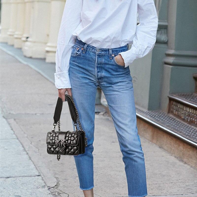Cuir 2018 Gg À Haute Black Luxe Enchaînent Sac Sacs Marque De blue Hirondelles Femelle Célèbre Main Designer Qualité Femmes Premium Bandoulière En r0w08Oxtq