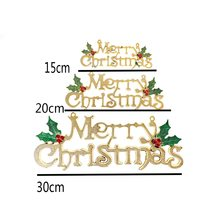 buy word christmas ornaments and get free shipping on aliexpress com