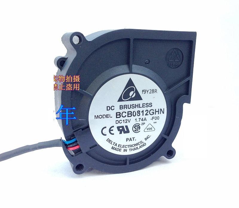 DELTA 75*80*30MM BCB0812EHN BCB0812GHN BCB0812UHN Blower fan аккумулятор delta gx 12 75 12v 75 а ч gel