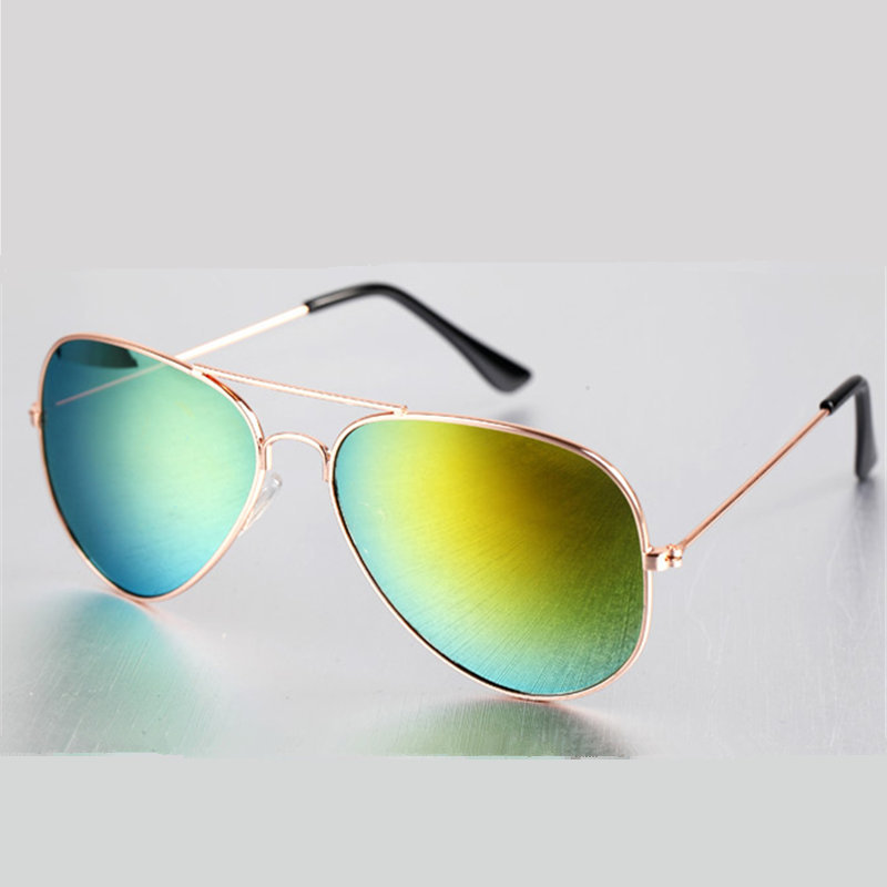 4234e41d1611 YOOKSE Vintage Sunglasses Men Women Brand Designer Mirrored Retro Feminine  Sun Glasses Male Female Sunglass