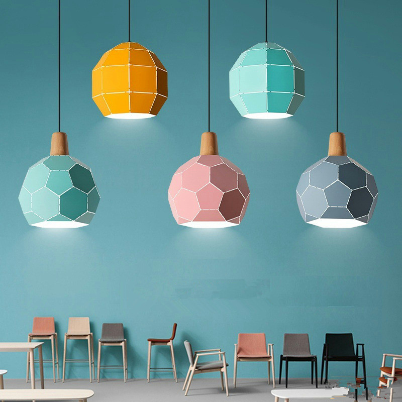 Nordic Postmodern Simple Creative Bar Counter Chandelier Restaurant Hotel Cafe Meal Bar Casual Bar Study Lamp Free Shipping european creative sheep goat side table nordic style log home furnishing decoration hotel restaurant bar decor free shipping
