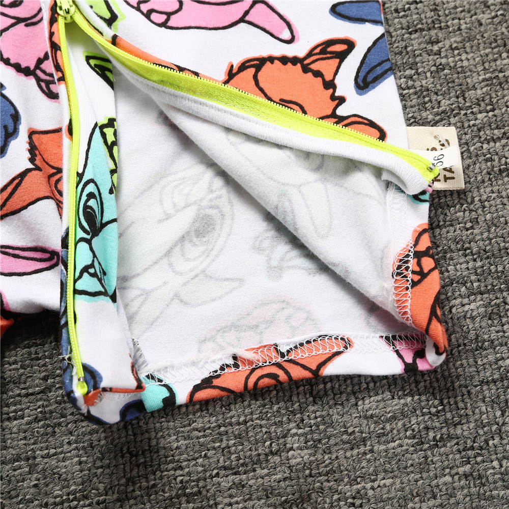 2019 Infant Baby Boy Clothes Summer Girls Rompers Cotton deer Jumpsuit Newborn Baby Clothes Roupas Bebe Baby Overalls in Rompers from Mother Kids