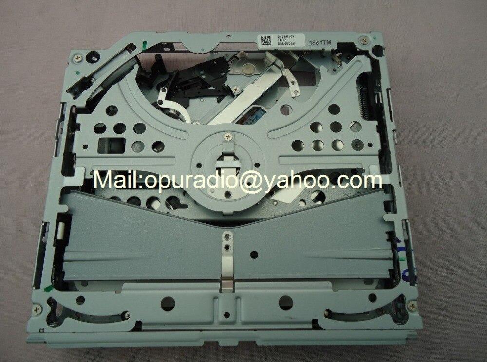 Brand new Alpine DVD dv38m16v mecanismo carregador Original para VW BMNW Mercedes Jee & p Chrysler carro DVD de navegação GPS sintonizador de áudio