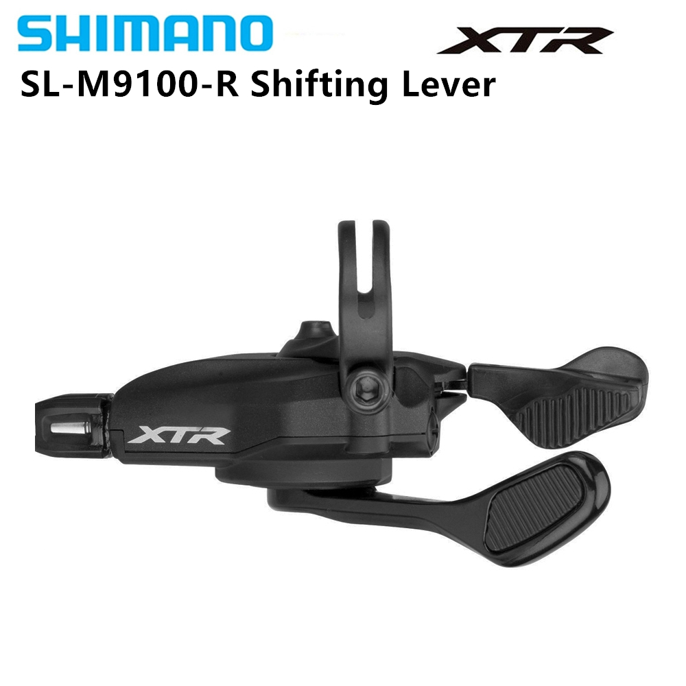 Shimano XTR M9100 Right Clamp-Band 11//12 Speed Shifter