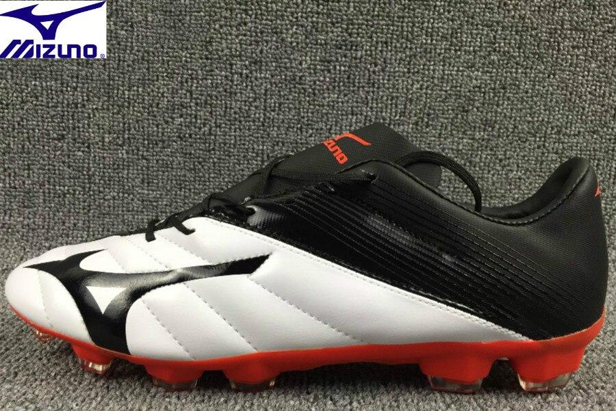 Mizuno Rebula V1 TF chaussures de football baskets top microfibre cuir cassé clou blanc chaussures de course chaussures d'haltérophilie taille 39-45