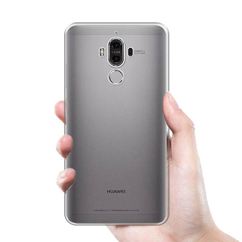 Huawei Mate9 Mate8 Mate7 Nova Case Anti-Scratch Clear Soft Gel TPU - Ανταλλακτικά και αξεσουάρ κινητών τηλεφώνων - Φωτογραφία 6