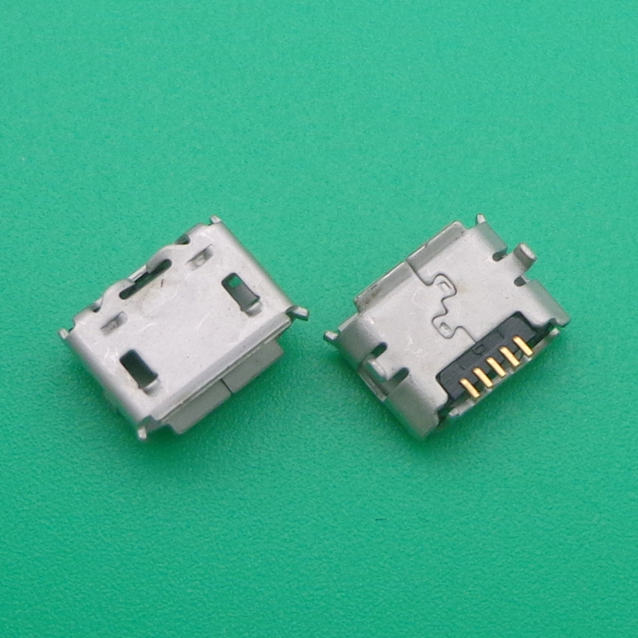 20X Brand NEW Micro USB jack Connector Socket For Asus Transformer FE170CG K012 FONEPAD7 FE170 / For <font><b>HTC</b></font> <font><b>HD2</b></font> <font><b>T8585</b></font> G10 image