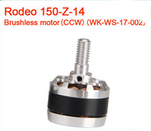 F18102/03 Walkera Rodeo 150 RC Helicopter Quadcopter spare parts Rodeo 150-Z-13/Rodeo 150-Z-14 CW CCW Brushless motor