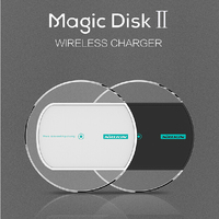 Magic Disk II Qi Standard Wireless Charger Nillkin Wireless Charger Pad Support Smart Phone With QI