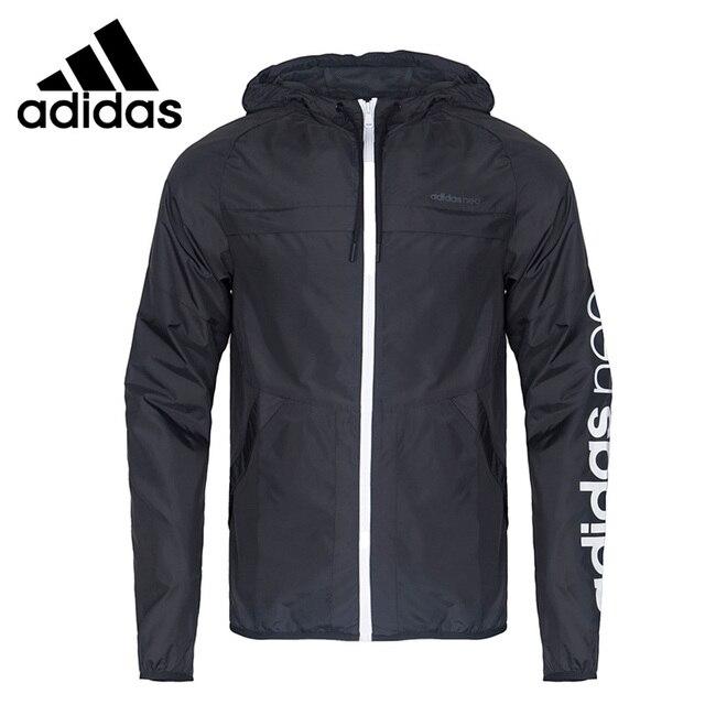 US $97.0 |Original Neue Ankunft 2017 Adidas NEO Label M CS CB WB männer jacke Kapuze Sport in Original Neue Ankunft 2017 Adidas NEO Label M CS CB WB