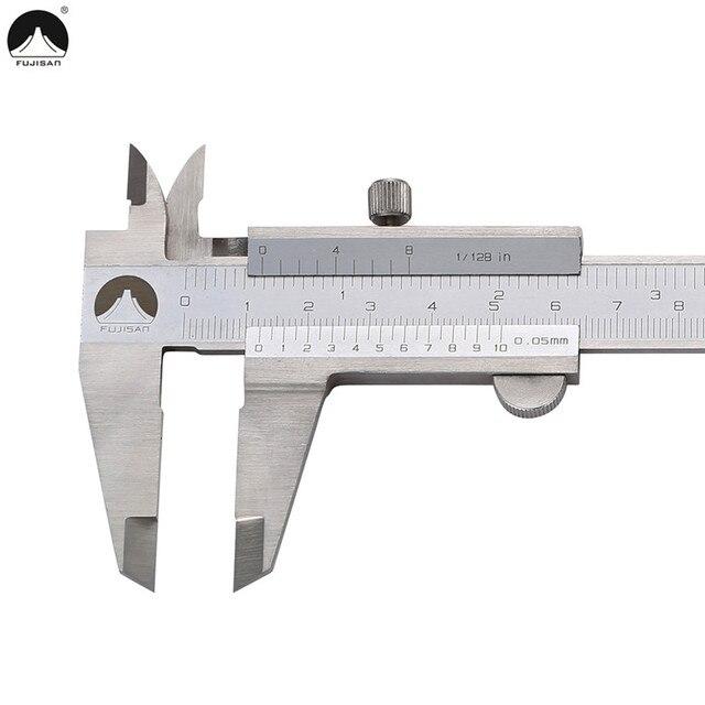 штангенциркуль с нониусом мм мм дюйм  штангенциркуль с нониусом 0 150 мм 0 05мм 1 128дюйм штангельциркуль из нержавеющей