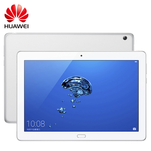 "10.1 ""Huawei Honor waterplay Android 7.0 WI-FI 3 ГБ/4 ГБ Оперативная память 32 ГБ/64 ГБ Встроенная память отпечатков пальцев Планшеты KIRIN 659 Octa core Водонепроницаемый IP67 P"
