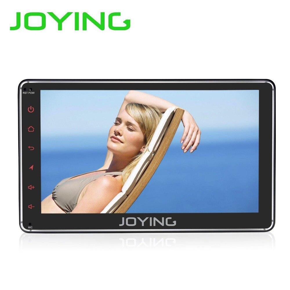 JOYING TDA7851 Single 1 DIN 7 Android 6.0 Universal Car Radio Stereo Quad Core Head Unit GPS Navigation Support Steering Wheel