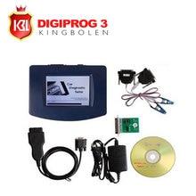 2017 Envío Libre Programador Del Odómetro de Digiprog III Digiprog 3 OBD2 ST01 ST04 Cable V4.94 Digiprog3 con Software Completo