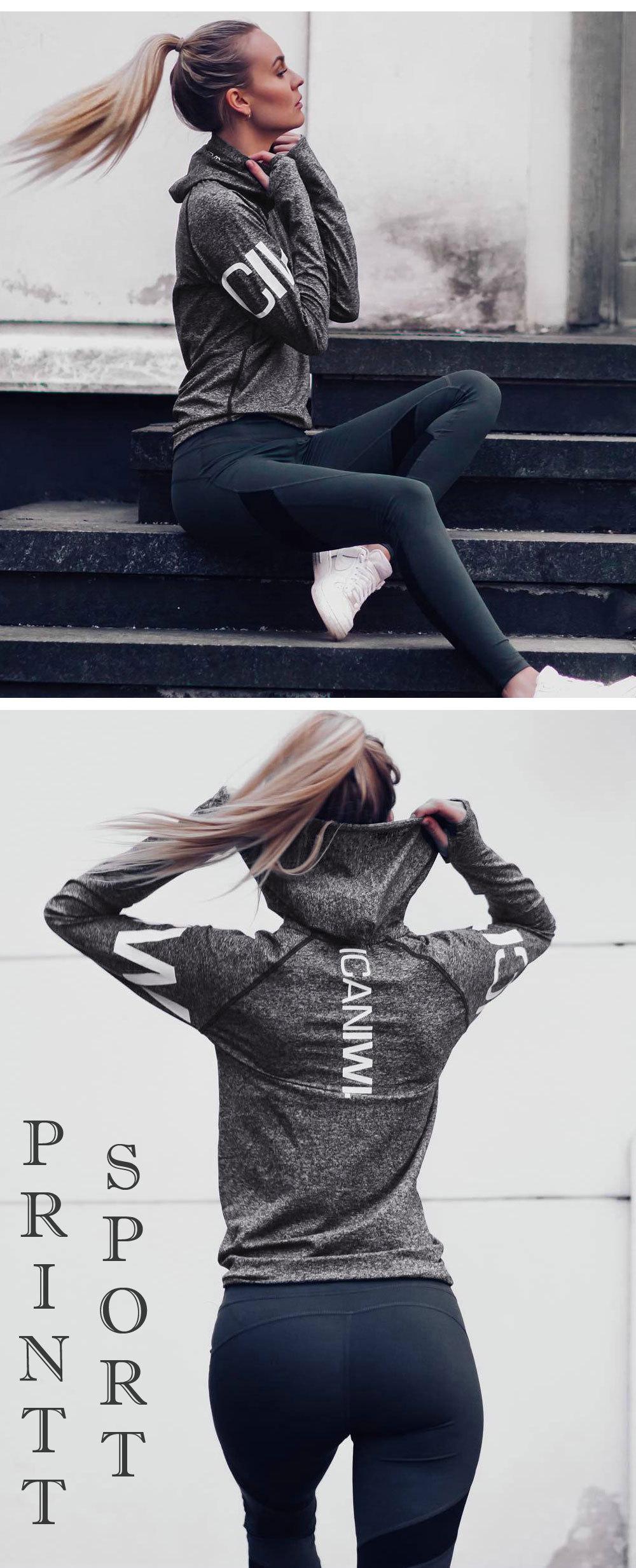 Fitness Breathable Sportswear Women T Shirt Sport Suit Yoga ShirtsTop Quick-Dry Running Shirt Gym Clothes Sport Shirt Jackets 5
