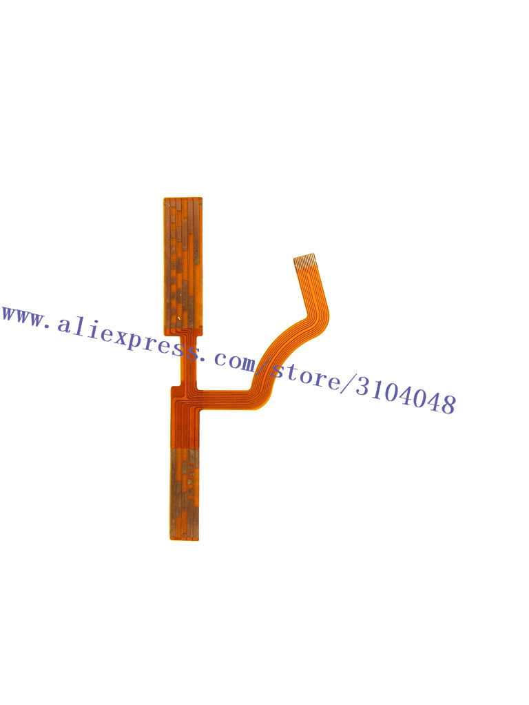 New Camera Repair Part For TAMRON AF 17-50 17-50mm 17-50 mm Lens Focus Flex Cable for Ribbon For Canon Connector Repair