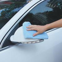 12 قطع 40x40 سنتيمتر vodool العالمي سيارة رقيق الألياف تنظيف القماش منشفة المطبخ والمناشف غسيل السيارات عالية الجودة سيارة التنظيف