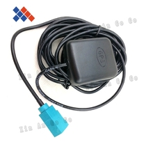 Car GPS antenna with Fakra connector for VW,Benz ,BMW ect. all kinds of cars 2pcs/lot  free shipping