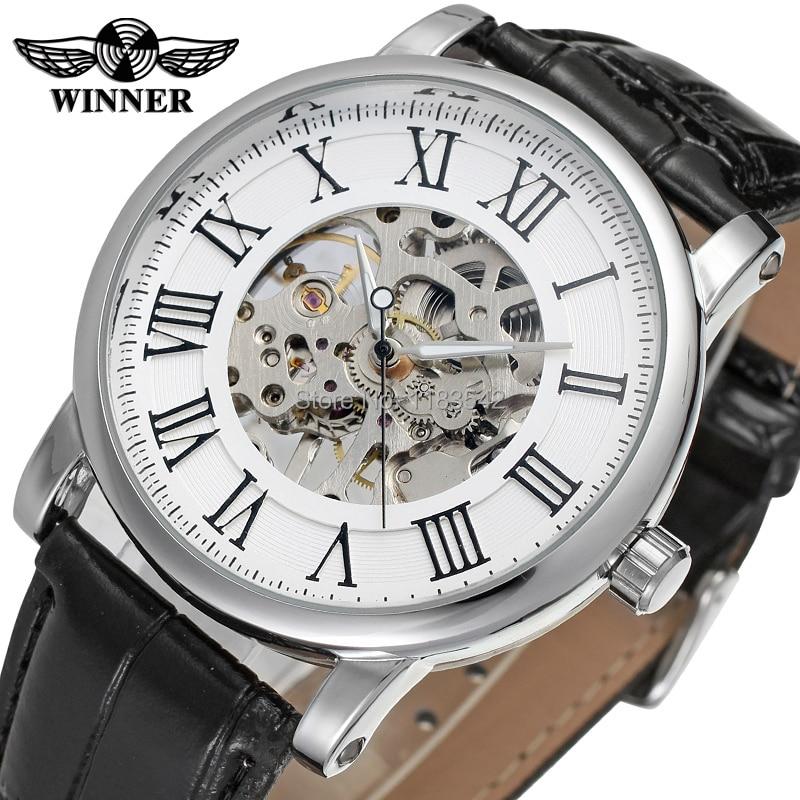 Mais novo projeto homens relógio de pulso frete grátis Hotsale relógios mecânicos homens WRG8051M3S2