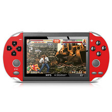 4.3 inch TFT ScreenHandheld Retro Game Console 8GB Memory Portable Video Game Player  MP3 TF Card Handheld Game Players  611#2