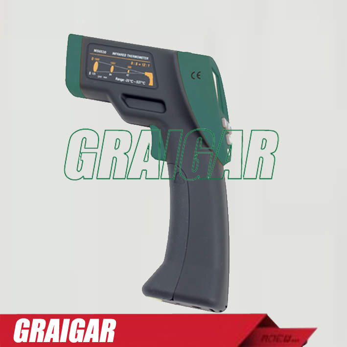 MS6530 Non contact digital Infrared Thermometer IR Temperature Tester