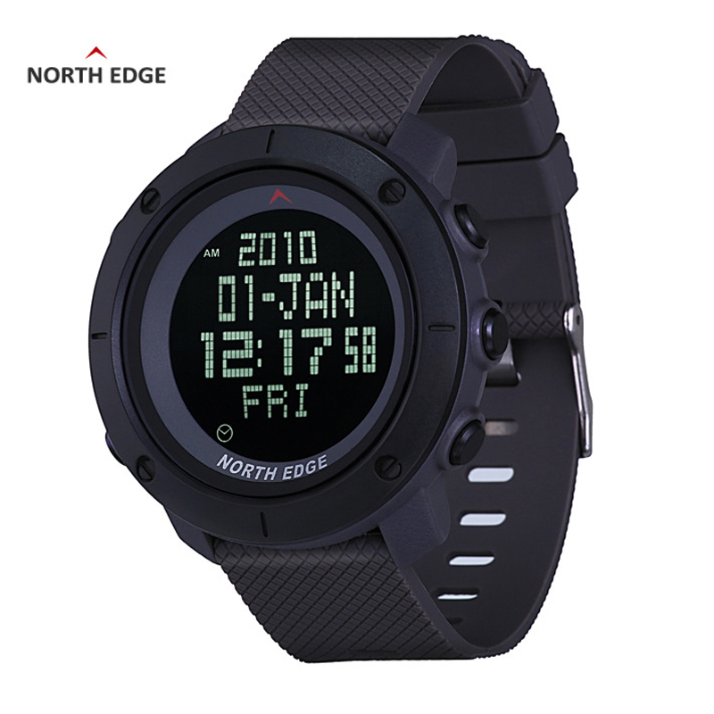 Men's Sport Smart Digital Watch Electronic Clock Waterproof Outdoor Fish Stopwatch Hour