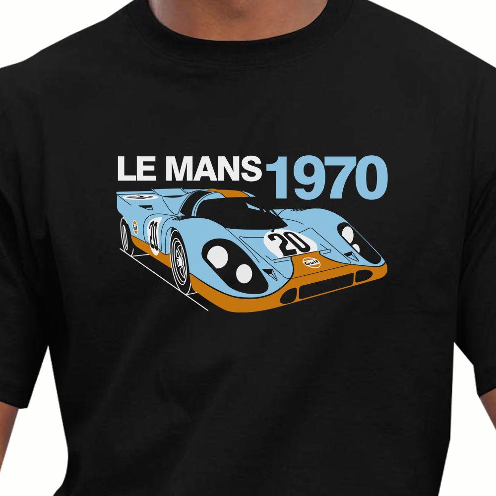 New 2018 Fashion Creative Design Printing Cotton Retro Race T Shirt