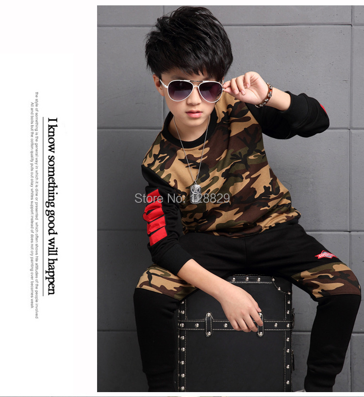Boys Clothing Sets (6)