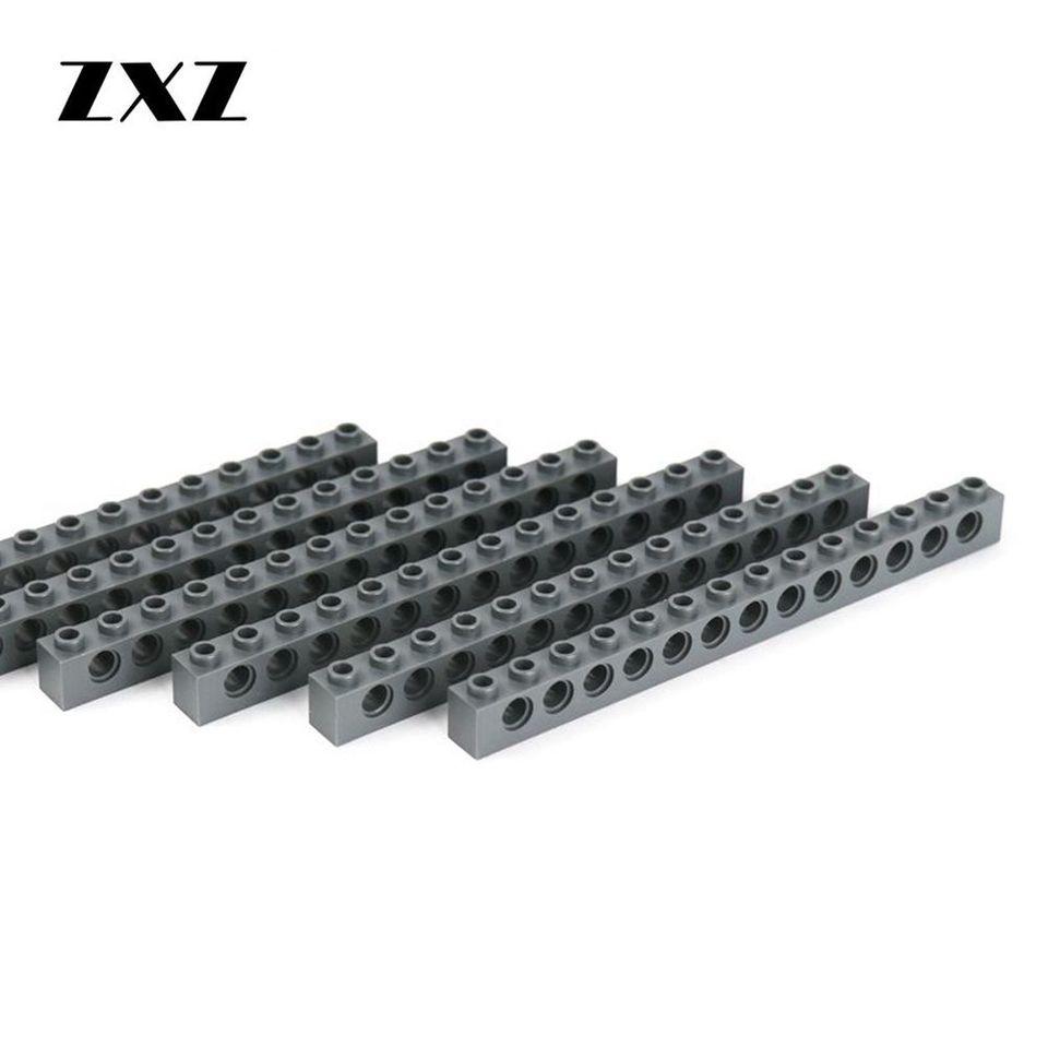 LEGO Technic Brick 1 x 14 with Holes 32018 x2