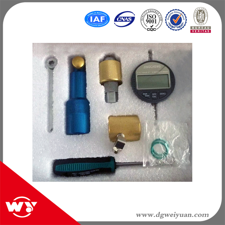 High quality commom rail repair tool kits suit for CAT320D