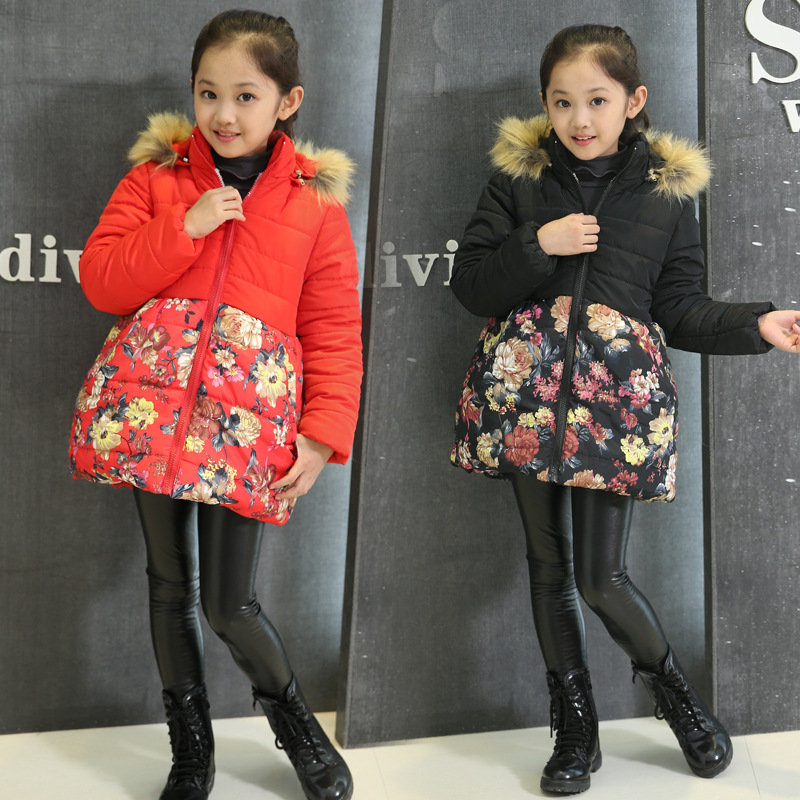 Popular Girls Winter Designer Coat-Buy Cheap Girls Winter Designer ...