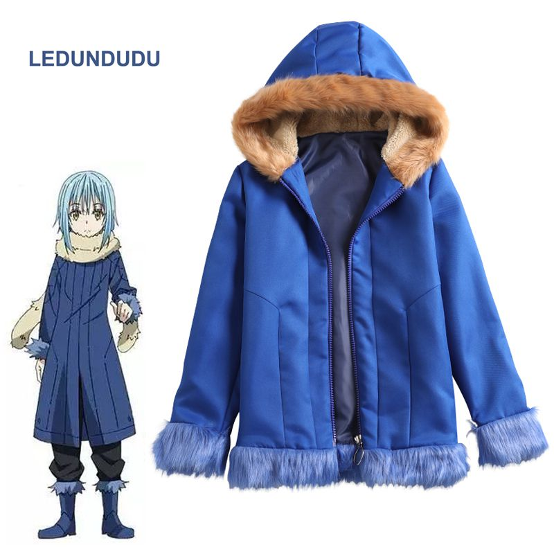 That Time I Got Reincarnated as a Slime Cosplay Costume Rimuru Tempest Coat Tensei shitara Slime Datta Ken Jackets For Halloween
