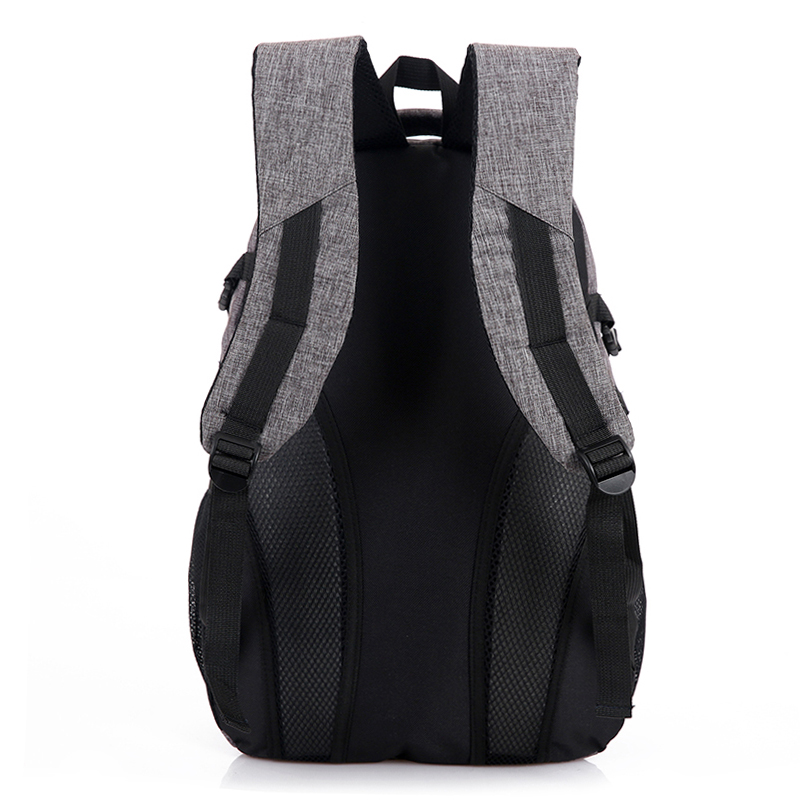 Unisex School Bag Waterproof Nylon Brand New Schoolbag Business Men Women Backpack Polyester Bag Shoulder Bags Computer Packsack #3