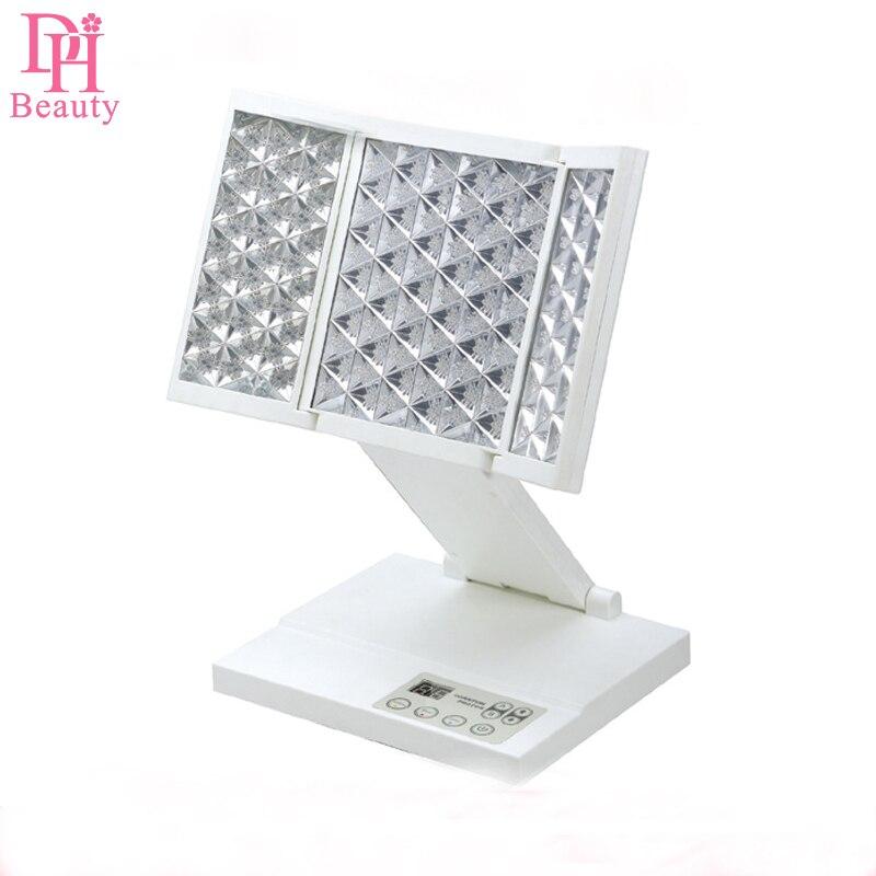 7 couleurs PDT LED Photo Machine de luminothérapie LED beauté du visage Machine de photothérapie pour le rajeunissement de la peau
