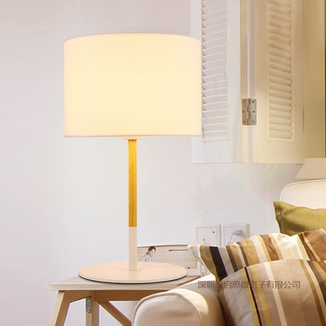 Aliexpress online shopping for electronics fashion home e27 retro coffee shop cloth table lamp vintage desk lamp 110 220v bedroom bar table aloadofball Image collections