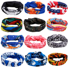 Magic bandana 2016 scarf hair headband bicycles seamless magic Scarves women multifunctional men Riding Hood Magic Snowboard