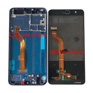 """Image 4 - 5.2"""" Original M&Sen For Huawei Honor 8 FRD L02 FRD L14 FRD L19 FRD L09 LCD Screen Display+Touch Panel Digiziter Frame For Honor8"""