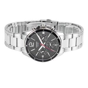 Image 2 - Casio relógio masculino casual de quartzo, relógio de negócios, série ponteiro, MTP 1374D 1A