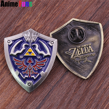 The Legend of Zelda Brooch