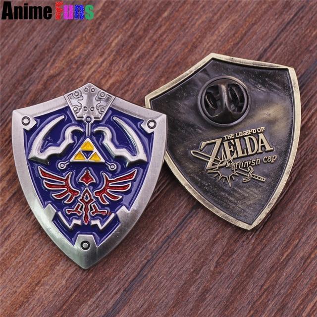The Legend of Zelda Brooch