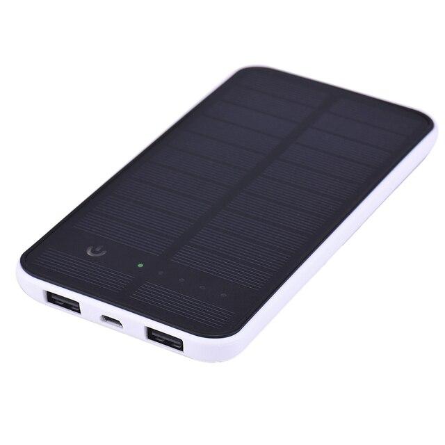 10000 мАч Водонепроницаемый Противоударный Powerbank для Смартфонов Sony Tablet Solar Power Bank Bateria Путешествия Открытый Внешнее Зарядное Устройство
