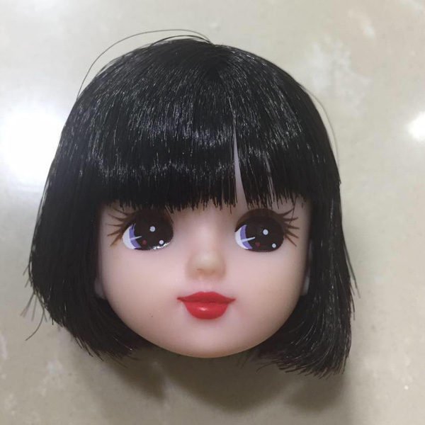 9 styles of heads for choose for Janpanese Liicca doll LI003A mohd rozi ismail teachers' perceptions of principal leadership styles