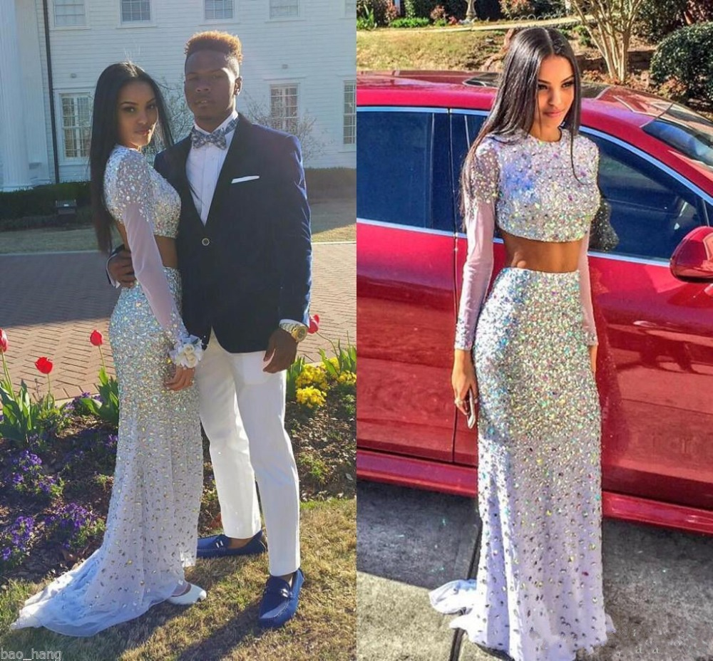 Compare Prices on Long Sleeve Custom Made Prom Dresses- Online ...