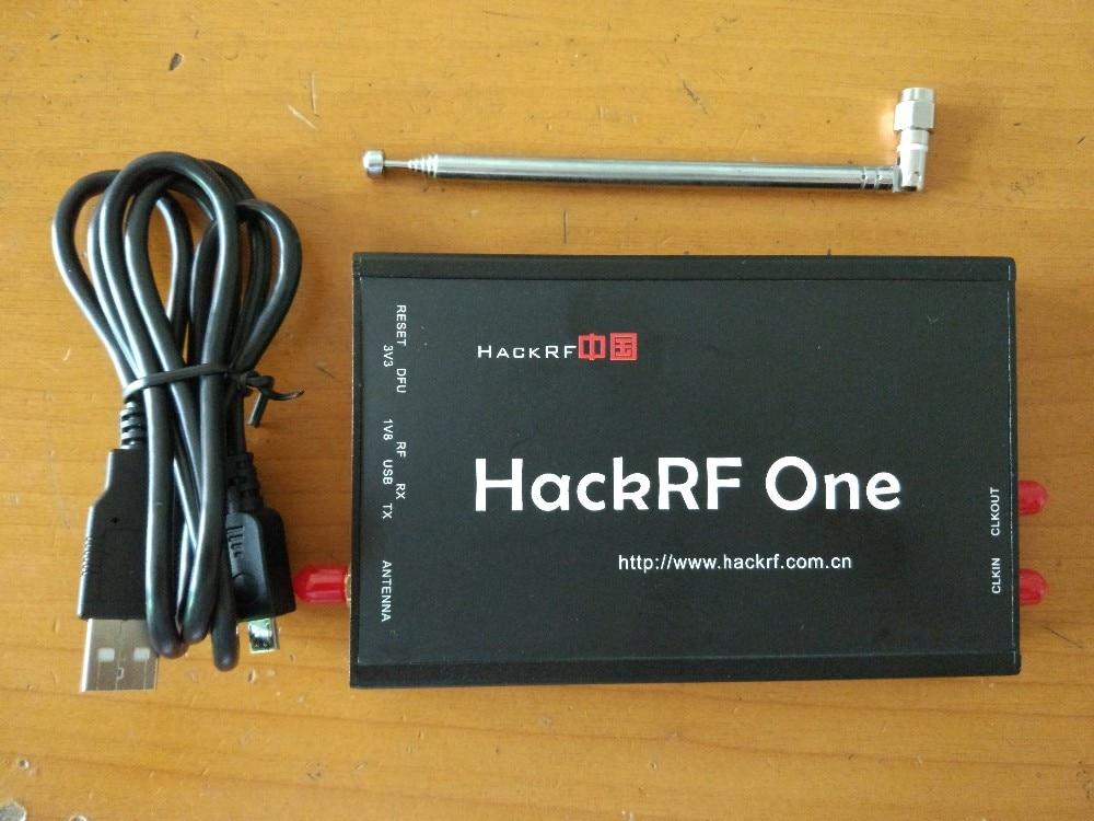 ใหม่!!! HackRF One Software Defined วิทยุ RTL SDR 1 เมกะเฮิร์ตซ์ 6 กิกะเฮิร์ตซ์ 8bit Quadrature สำหรับระบบ-ใน เครื่องรับสัญญาณของโทรทัศน์ผ่านดาวเทียม จาก อุปกรณ์อิเล็กทรอนิกส์ บน AliExpress - 11.11_สิบเอ็ด สิบเอ็ดวันคนโสด 1