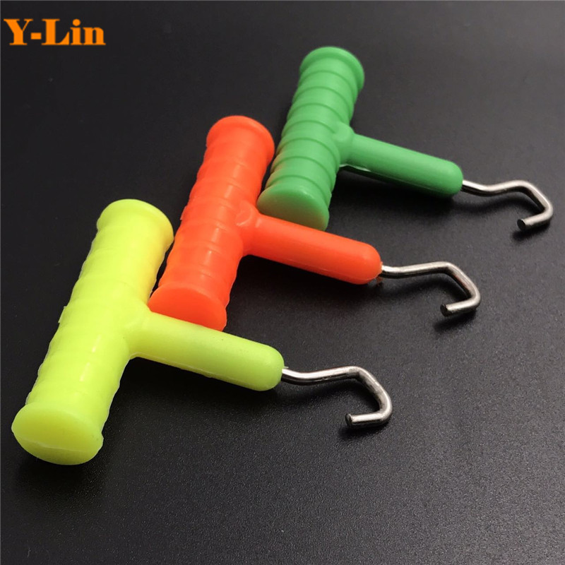 ABS Material Brand Terminal Tackle of Carp Rig Making Tool Fishing Knot Puller