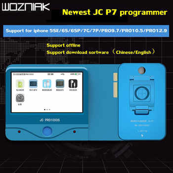 JC Pro1000S Multi-Function HDD NAND Programmer JC P7 NAND Read Write Error Remove For iPhone 5SE 6S 6SP 7 7P iPad Pro - DISCOUNT ITEM  0% OFF All Category