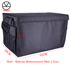 Image 2 - Heavy Duty Oxford Stowing Tidying Interior Holders, Car Foldable Trunk Organizer Storage Bags, 50 KG Load Auto Rear Racks HDTO01