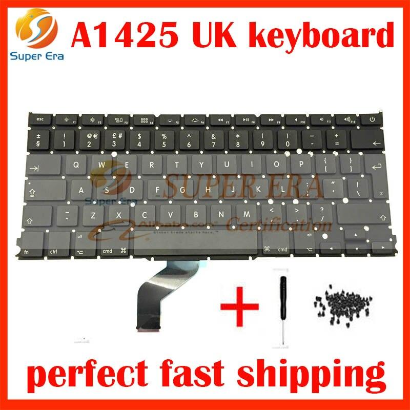 10PCS lot EU Uk keyboard for font b Apple b font font b Macbook b font