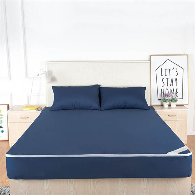 Waterproof Mattress Cover Mattress Protector Cover For Bed Wetting